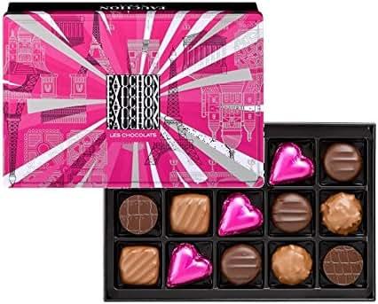 Fauchon - Assortiment de 15 bonbons de chocolat