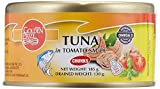 #5: Golden Prize Canned Tuna Chunks in Tomato Sauce, 185g