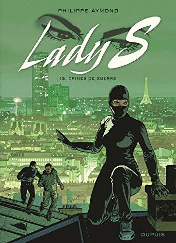 Lady S. - Tome 13 - Crimes de guerre par Philippe Aymond