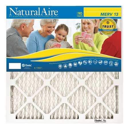 8naturalaire Standard Bundfaltenhose Media Home Ofen Luftfilter, Box von 12Filter von naturalaire ()