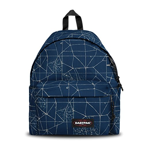Eastpak padded pak'r zaino, 40 cm, 24 l, blu (cracked blue)