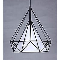 KHSKX Lampadario in ferro battuto birdcage diameter