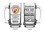 Talli talk beer mug by Ek Do Dhai [1 mug...