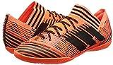 Adidas Herren Nemeziz Tango 17.3 in Fußballschuhe, Mehrfarbig (Solar Orange/Core Black/Solar Red), 41 1/3 EU - 5