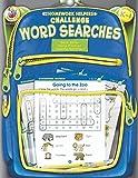 Challenge Word Searches, Homework Helpers, Grades K-1 (Brighter Child: Homework Helpers)