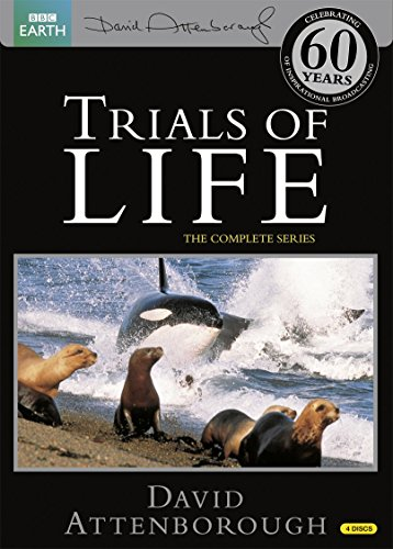 Sir David Attenborough: Trials of Life (Repackaged) (4 DVDs)