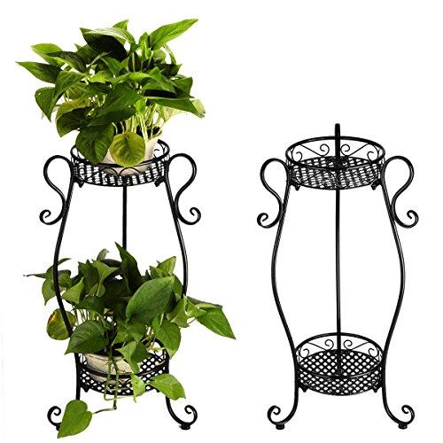 soporte-para-plantas-2-baldas-metal-para-interiores-color-negro