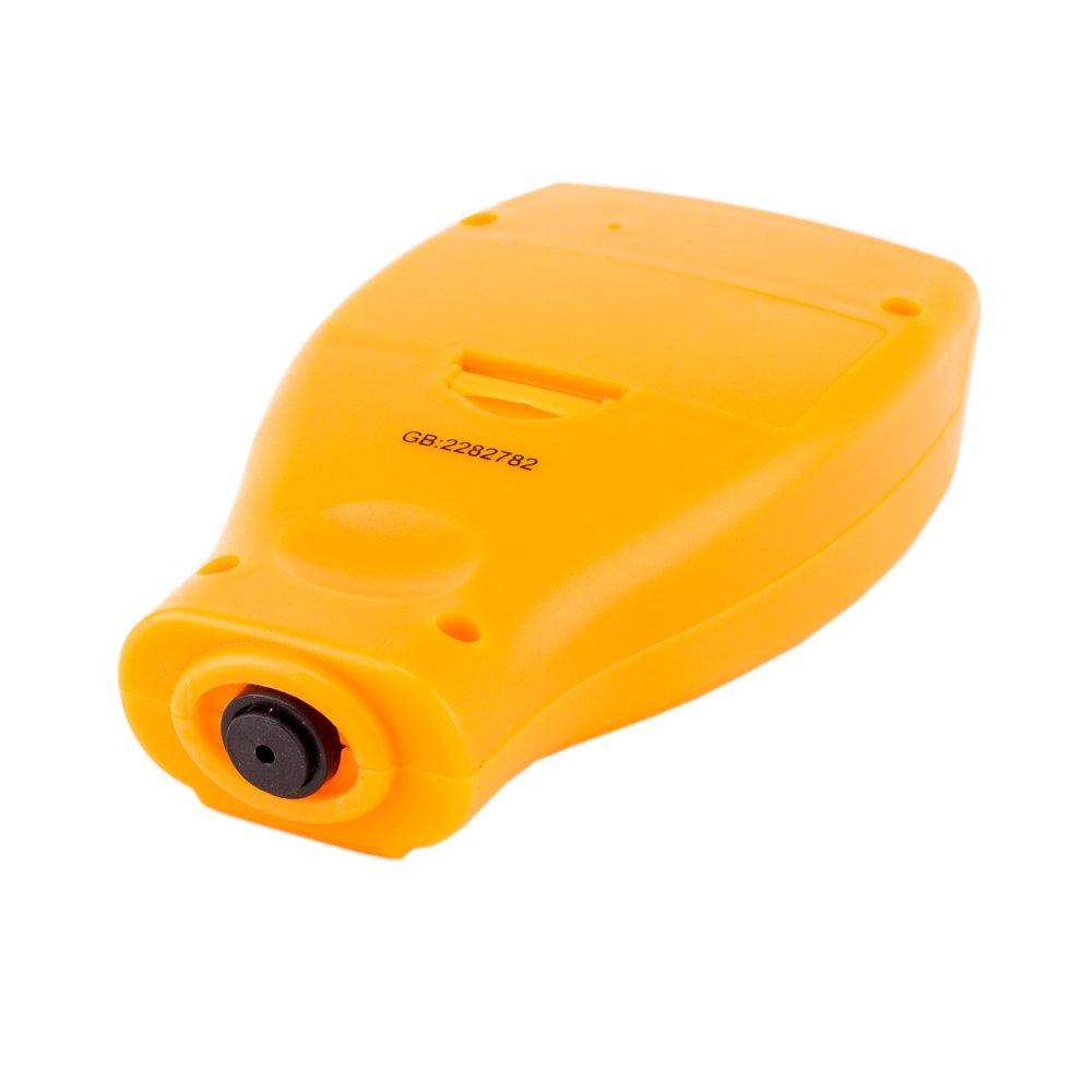 0-25.4mm Profondimetro Metrico Misuratore Spessore Professionale per Pneumatico