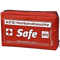 Allflash AL-0197 KFZ-Verbandtasche Safe, Rot preisvergleich bei billige-tabletten.eu