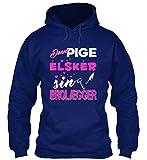 Bequemer Hoodie Damen / Herren / Unisex von Teespring   Originelles Outfit für jeden Anlass und lustige Geschenksidee - BROLÆGGER