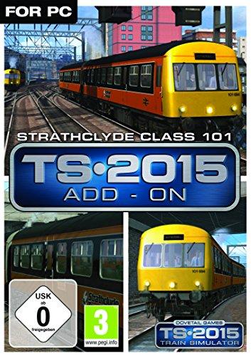 Strathclyde Class 101 DMU AddOn