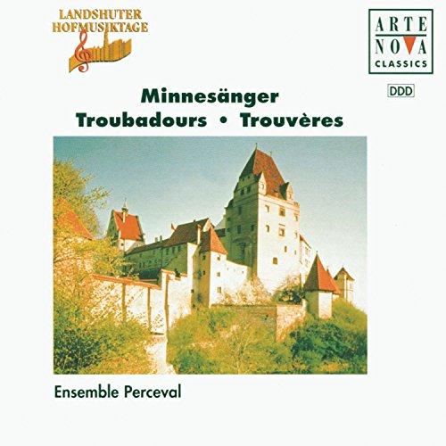 Landshuter Hofmusiktage - Minnesänger, Troubadours, Trouveres