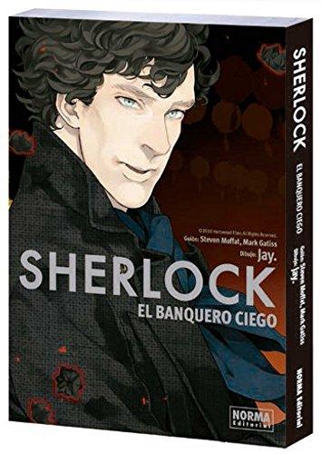 íEL POPULAR DETECTIVE SHERLOCK HOLMES TIENE OTRO COMPLEJO CASO ENTRE MANOS! Ha habido un incidente en un banco: alguien entró de noche en uno de los despachos y dejó un código misterioso. Sherlock deduce que ese código es un mensaje dirigido al banqu...