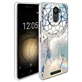 Dooki, Aquaris U Plus Fall,Silikon TPU Schützend Handy