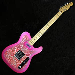 Tokai Japan TTE70 Paisley Breezy Sound Telecaster Electric Guitar with Tweed Case and Wildwire Strings
