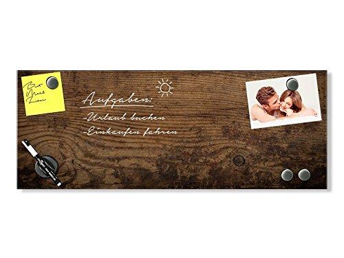 graz-designr-glasmagnetwand-beschreibbare-tafel-memoboard-esszimmer-holzmaserung-braun-100x40cm-glas