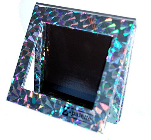Z Palette - Palette de maquillage magnétique et adaptable - Petite, Motif holographique
