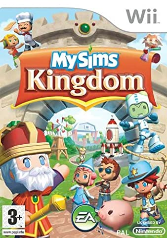 MySims Kingdom [Spanisch Import]