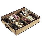 12 Paires Boîte de Rangement chaussures