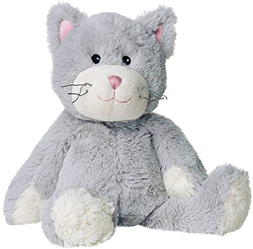 Warmies Beddy Bears - Gattino di peluche, profumo di lavanda