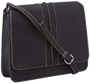 ESPRIT Messenger Bag Esprit Tasche,  black – Schwarz (Black 001), P15001