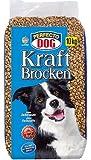Perfecto Dog Kraft Brocken mit Rind 10 kg Qualitäts Trockenfutter ohne Zuckerzusatz und ohne Farbstoffe