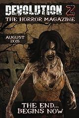Devolution Z: The Horror Magazine August 2015: Volume 1 Paperback