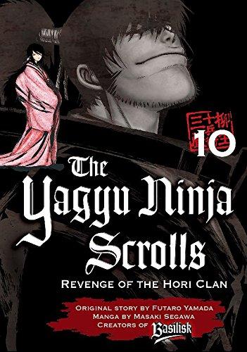 Yagyu Ninja Scrolls Vol. 10 (English Edition) eBook: Masaki ...