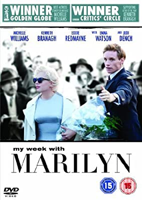 My Week with Marilyn [DVD] by Michelle Williams