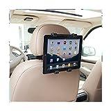 Mobitech Pro MOB522 Support Voiture Appui tête pour Samsung/ASUS/iPad/Tablette