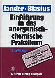 Image de Einführung in das anorganisch-chemische Praktikum (einschl. der quantitativen Analyse)