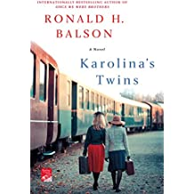 Karolina's Twins: A Novel (Liam Taggart and Catherine Lockhart Book 3) (English Edition)