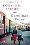 Front cover for the book Karolina's Twins: A Novel by Ronald H Balson