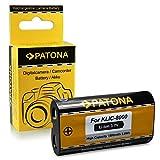 Batteria Kodak Klic-8000 / Ricoh DB-50 per Kodak EasyShare Z612 | Z712is | Z812is | Z8612is | Z1012 | Z1012is | Z1015is | Z1085is | Z1485is | Z8612is | Zx1 | RICOH Caplio R1 | R1S