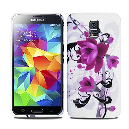 Schutzhülle Case Hülle Tasche für Samsung Apple Cover Panzerglas Handy Silikon , Für Handy Modell:Apple iPhone 6 Plus (5.5);Motiv:Motiv 5 Motiv 12