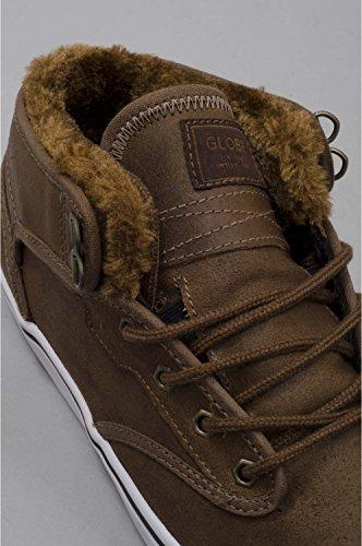 Globe Motley Mid GBMOTLEYM Unisex-Erwachsene Sneaker mehrfarbig