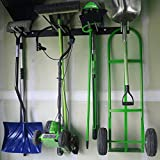 Sci, snowboard, montaggio a parete Hanger rack tabellone Garden Tool rack Storage Holder per scope mazze da golf spazzole Mops pala vanga