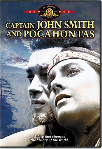 Captain John Smith and Pocahontas by Anthony Dexter