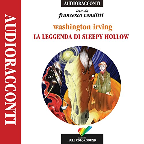 La leggenda di Sleepy Hollow  Audiolibri
