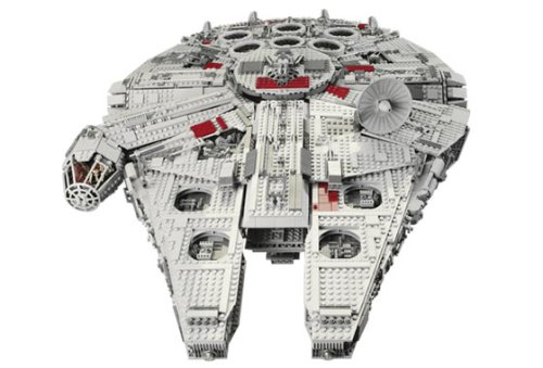 LEGO Star Wars 10179 – Ultimatives Millenium Falcon Sammlermodell - 3
