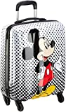 American Tourister Disney Legends - Spinner Small - Alfatwist 2.0 Koffer, 55 cm, 36.0 Liter, Mickey Mouse Polka Dot