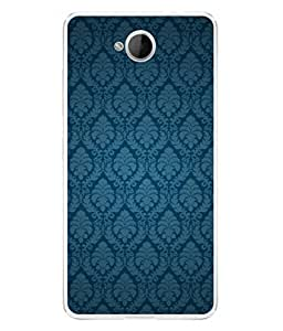 PrintVisa Designer Back Case Cover for Microsoft Lumia 650 :: Microsoft Lumia 650 Dual SIM (Decoration White Color Abstract Texture Backdrop)