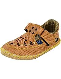 ESSENCE Baby Boys' Tan Outdoor Sandals
