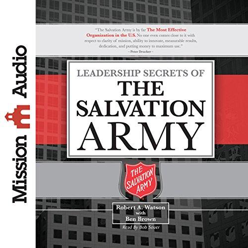 Leadership Secrets of the Salvation Army  Audiolibri