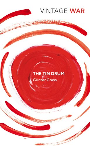 Book cover for The Tin Drum
