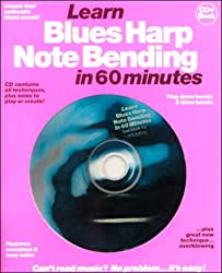 Learn Blues Harp Note Bending in 60 Minutes