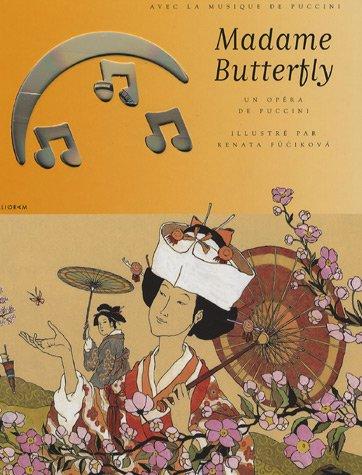 Madame Butterfly (1CD audio) par Giacomo Puccini, Renata Fucikova