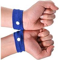 ROSENICE Sickness Bands Akupressur Bands 2 Pairs Anti-Übelkeit Relief Armbänder Bewegung Krank Auto Fliegen Schwangerschaft... preisvergleich bei billige-tabletten.eu