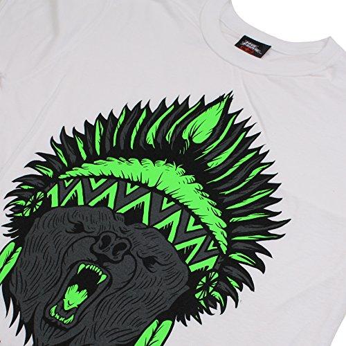 No Fear -  T-shirt - Uomo Bianco