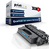 Print-Klex kompatible Tonerkartusche für HP LaserJet Pro 400 M401a M401d M401dn M401dne M401dw M401n M425dn M425dw Black Schwarz BK K - Eco Line Serie - CF280A CF280X HP 280A 280X HP 80X 80A
